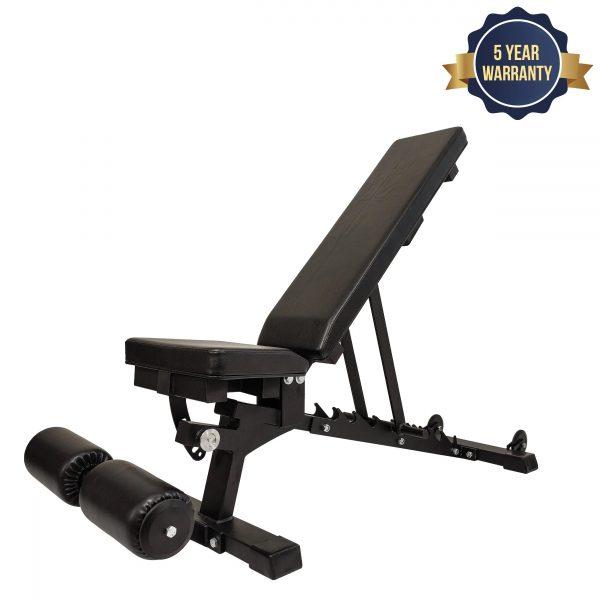 Stallion FID Adjustable Bench | BuyllrocK Fitness